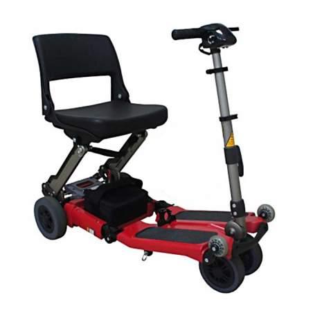 Scooter Luggie de Ayudas Dinamicas