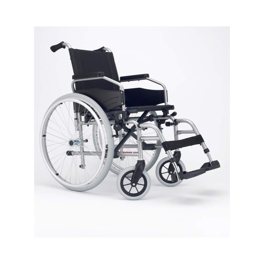 Minos sedia a rotelle Cronos grandi ruote - La sella standard MinosIl più economico sedile, con la garanzia di qualità e durata Minosse. Codice disposizione12210003