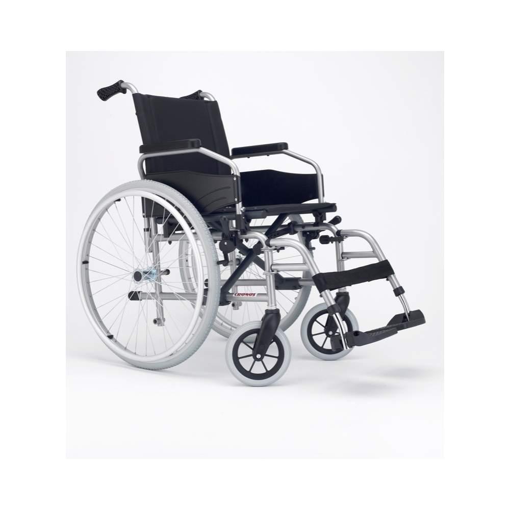 Fauteuil roulant Minos Cronos Big Wheels - La chaise standard de Minos  Le président le plus économique, avec la garantie de qualité et de durabilité Minos.  disposition 12210003 Code