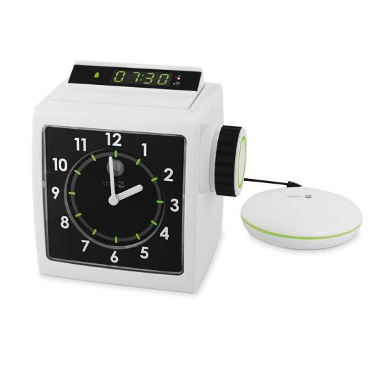 Alarm Clock with Bed Shaker AD333