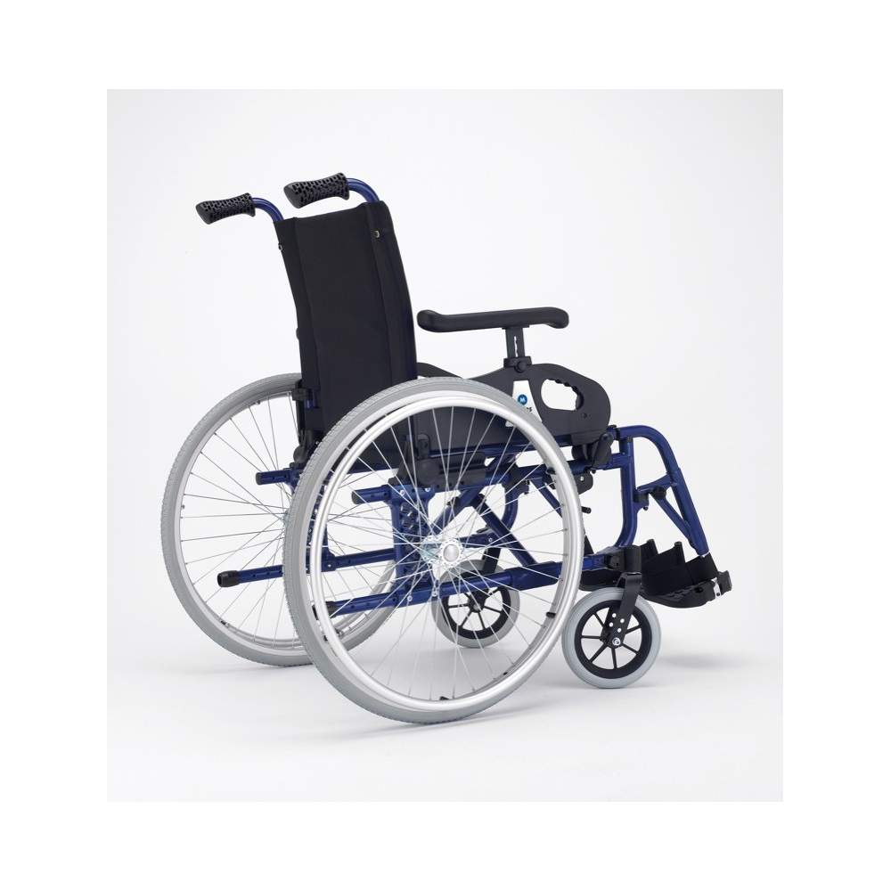 roues en fauteuil roulant Minos Metropoli grande