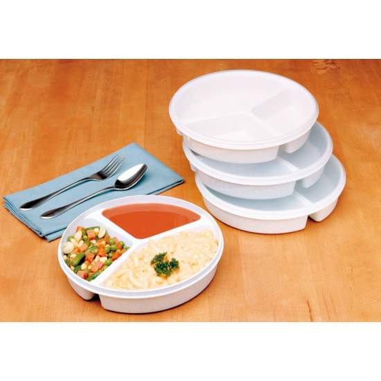 Dishes with compartments M007 - Dishes with compartments.