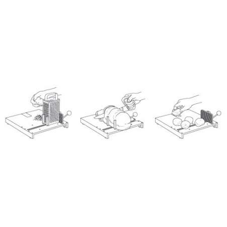 Sistema de preparación para alimentos H5276