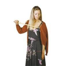 Staff dressing. Length 69 cm.
