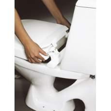 Elevador fixo Hi-Loo vaso sanitário. Altura 10 centímetros