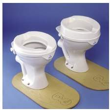 Lift lid toilet without Prima Super 10 cm