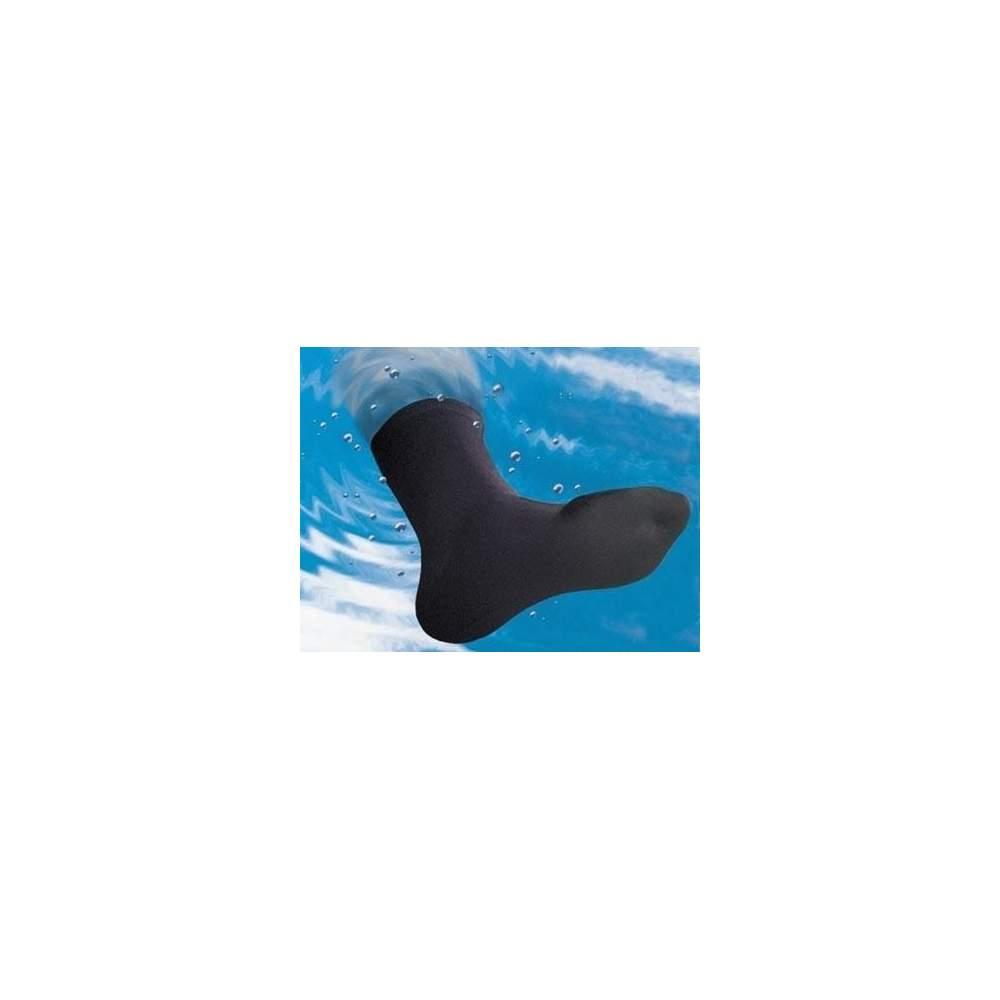 Cubre escayolas mediana Sealskinz de pie para niños de 6 - 9 años