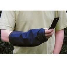 Cobre meio lança pulso esquerdo Outcast para adultos