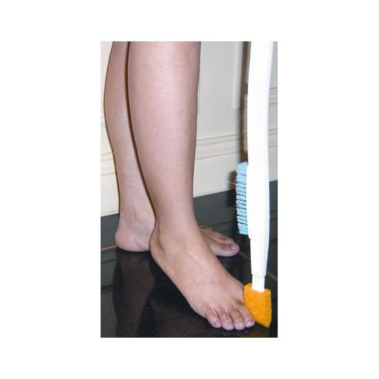 Sponge for foot