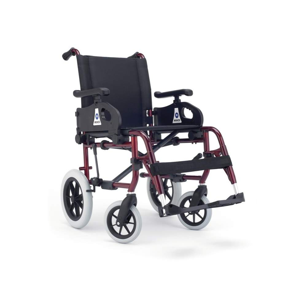 Silla de ruedas minos metropoli transit - Minos sillas de ruedas ...