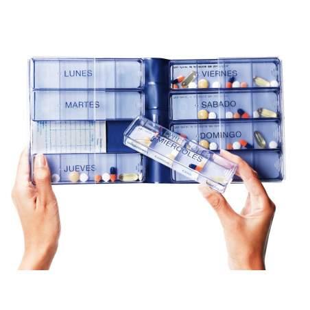 pilulier hebdomadaire Medimax H9932