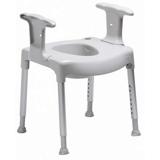 PRATIQUE Commode WC SEAT LIFT AD500