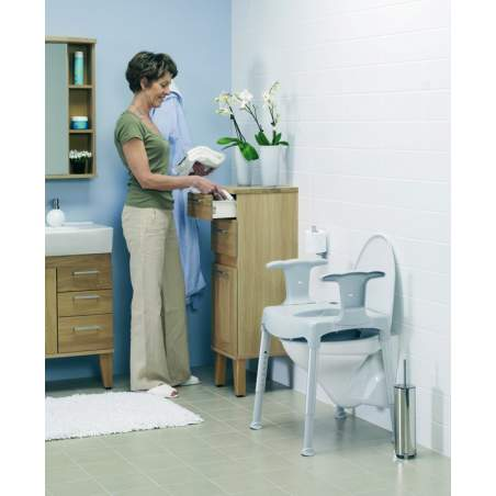 WC SEAT LIFT Comode AD500 PRATIQUE