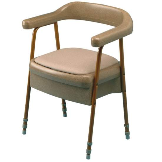 ASHBY WC SEDILE AD902 - Ashby WC Chair