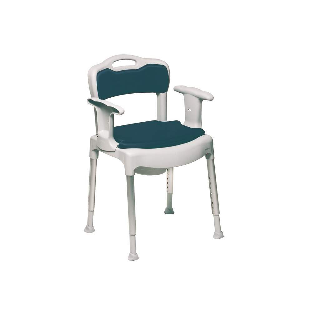 Comoda sedia WC-SWIFT MULTIFUINCIONAL AD832 - Sedia multifunzionale Commode-Swift