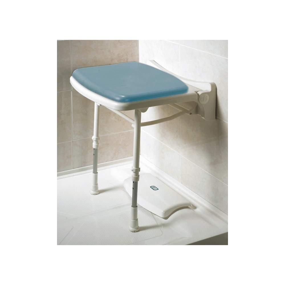 MAXI assento rebatível AD528 - Assento dobrável compacto.