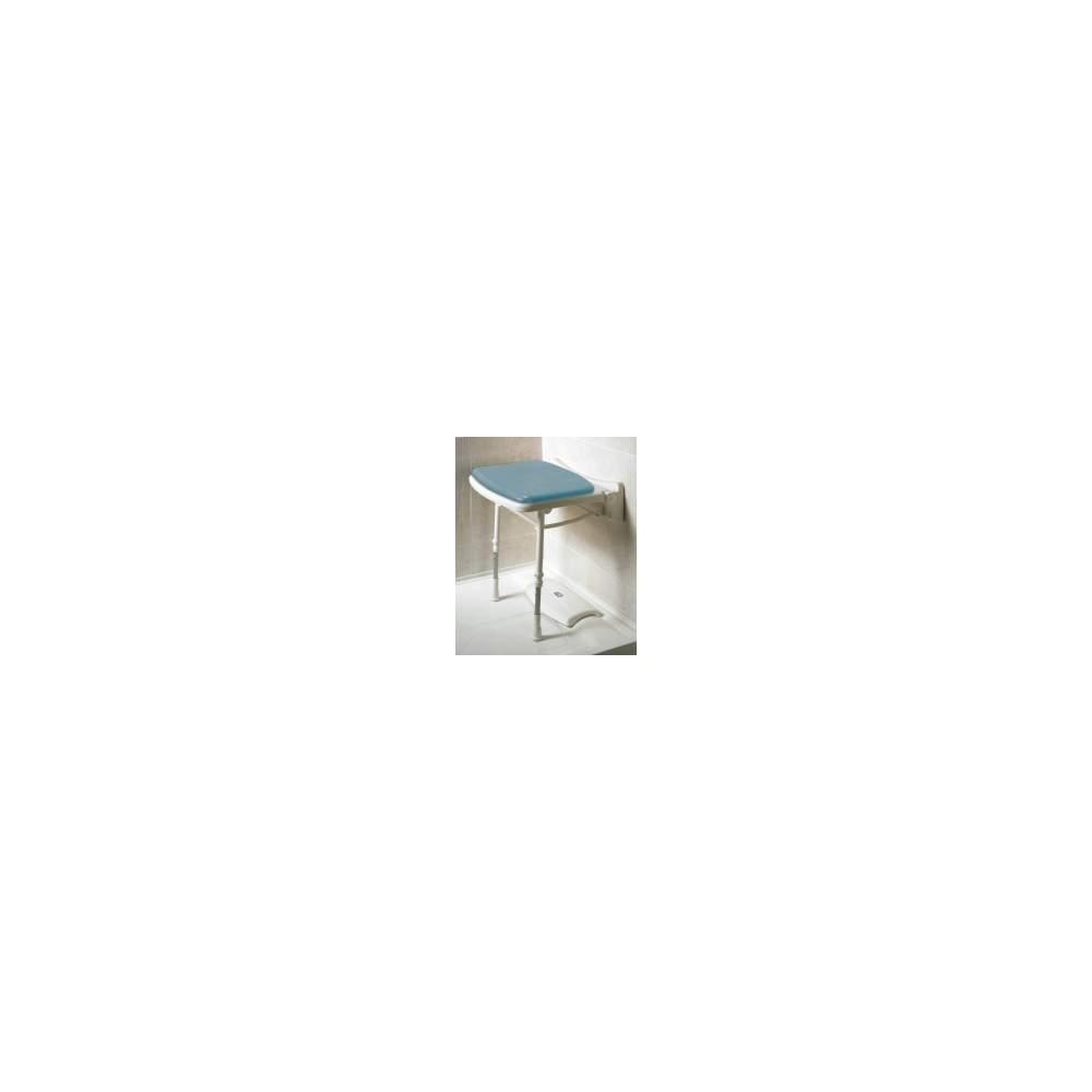 ASIENTO AD528 MINI ACOLCHADO Y COMPACTO - Asiento de pared acolchado y compacto