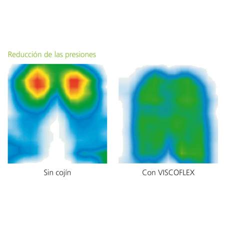 COUSSIN ANATOMICO Viscoflex C10