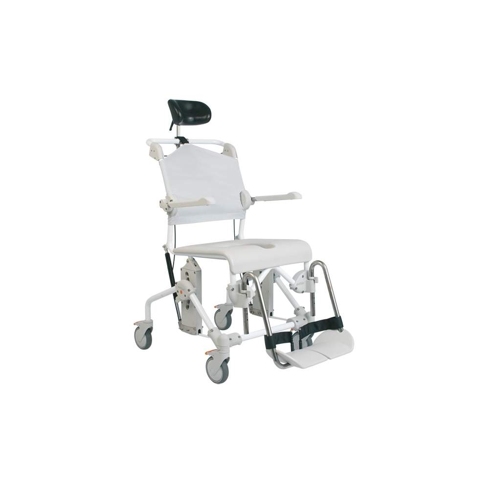 AD821 MOBILE TILT CHAIR SWING - Mobile Tilt sedia girevole