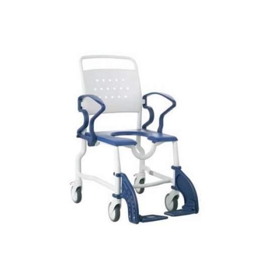 CADEIRA com WC REBOTEC MDLO ERFUT - Erfut cadeira de banho