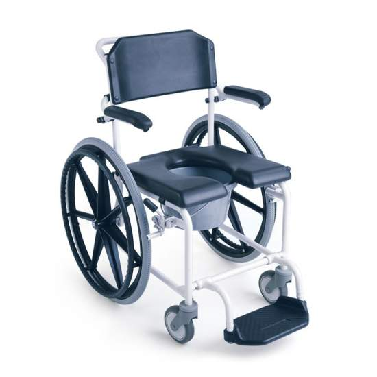 SHOWER CHAIR WHEEL 600mm LEVINA AD810 - Levinia shower chair wheels 600mm