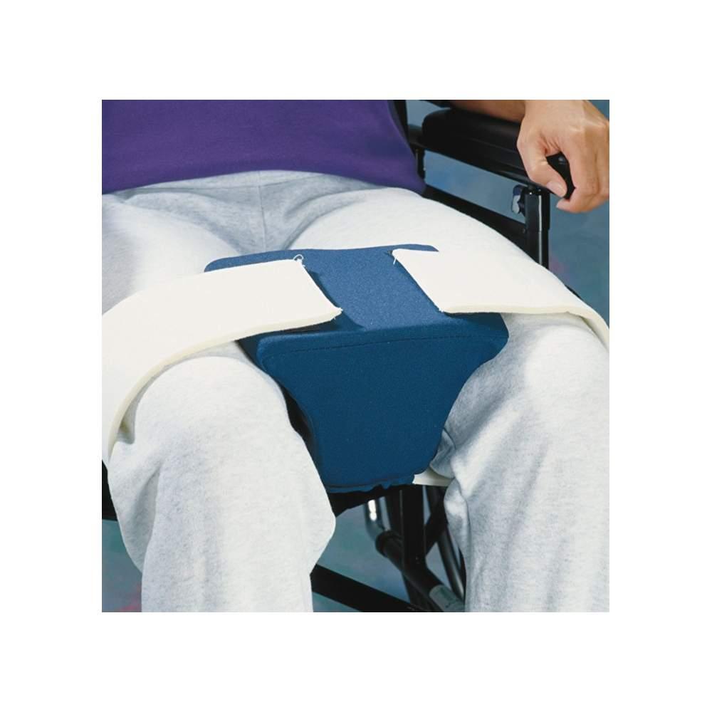 Séparateur fauteuil roulant H4300 abducteur - genoux de séparation.