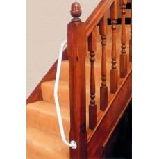 Poignée pour escaliers droits