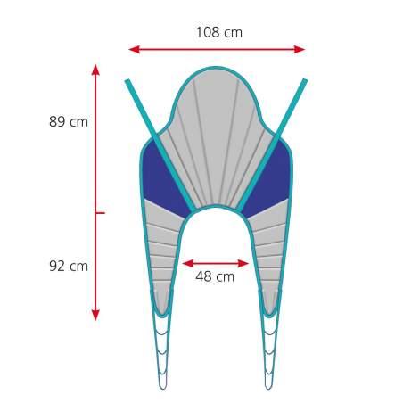 Goliath 250kgs gru di cablaggio A914