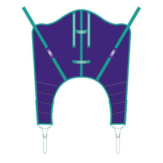 Harness A916 com destino a grua - A916 guindaste Harness Surround