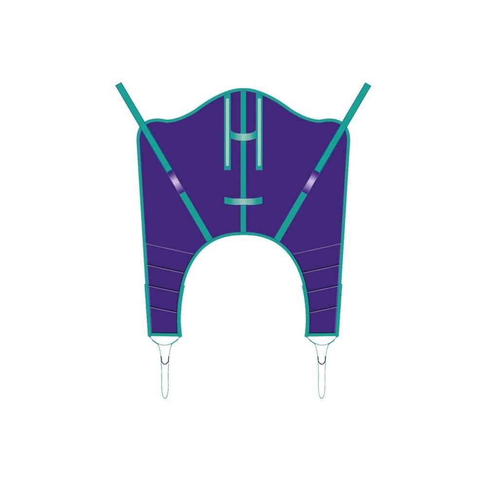 Harness A916 diretto a gru - A916 Surround Harness gru