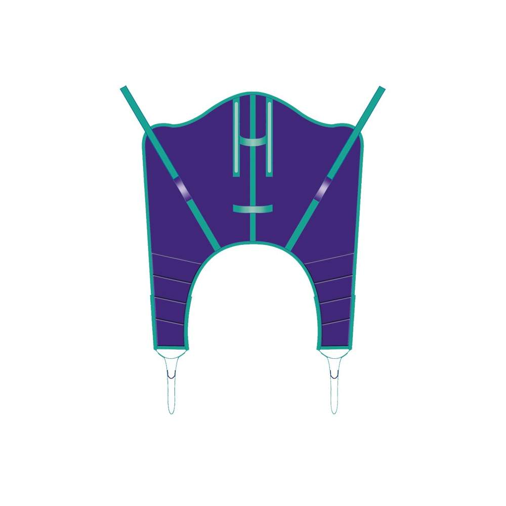 Harness for cranes