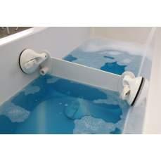 Écran de Bath. 3 ventouses