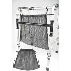 Net bag for walker