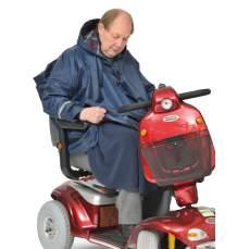 Imperméable complet pour scooters 3 en 1