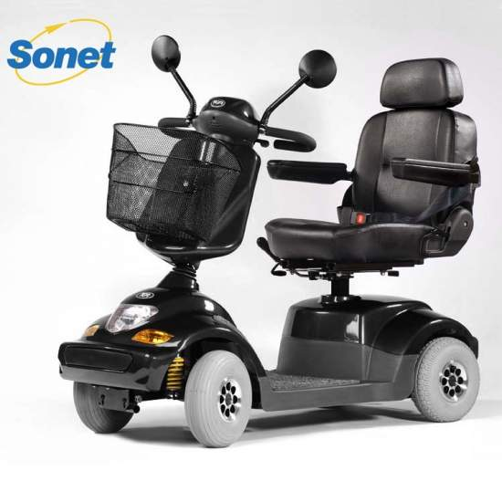 Sonet Scooter ST5 Dynamic Aids -  Scooter ST5 Sonet, compact and with great autonomy.
