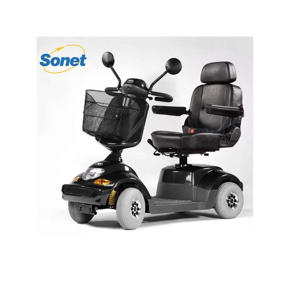 Scooter ST5 Sonet Aid Dinámicas -  Scooter ST5 Sonet, autonomia compacto e grande.
