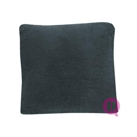Higienizado almofada 44x44x11 Suapel quadrado cinza