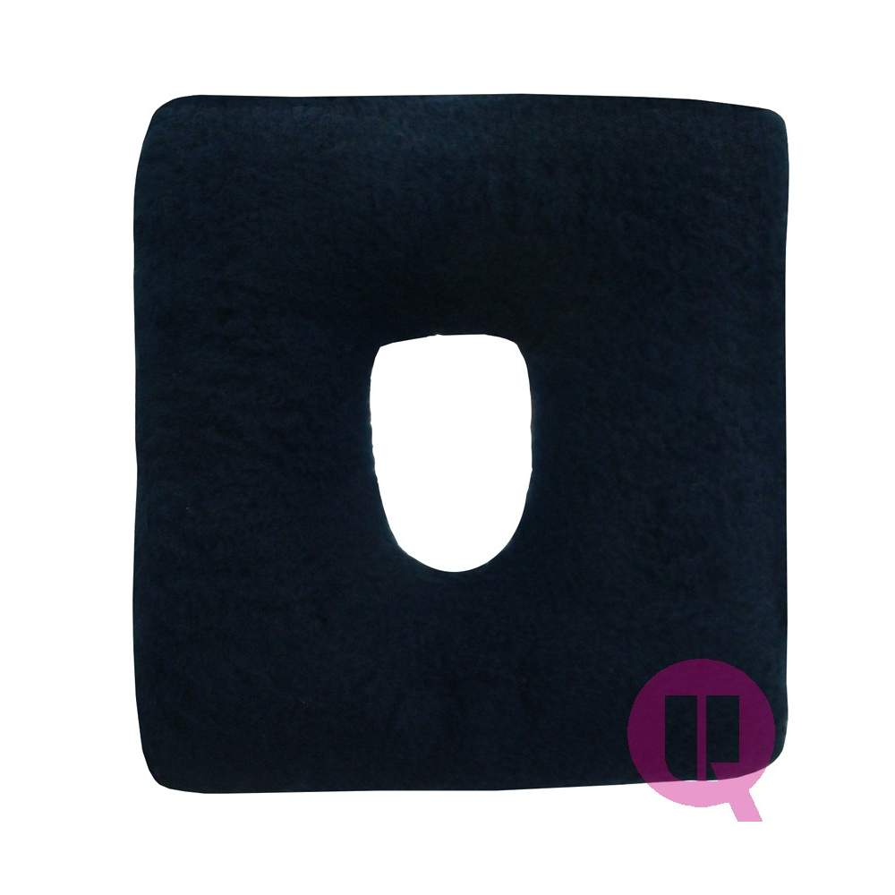 Sanitized coussin Suapel 44x44x11 trou carré MARINO - SQUARE HOLE MARINO