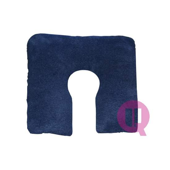 Sanitized Suapel cushion 44x44x11 SQUARE HORSESHOE MARINO - SQUARE HORSESHOE MARINO