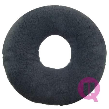 Higienizado almofada 44x44x11 Suapel furo redondo GREY