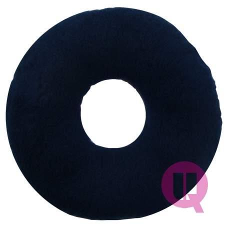 Higienizado almofada 44x44x11 Suapel buraco redondo MARINO
