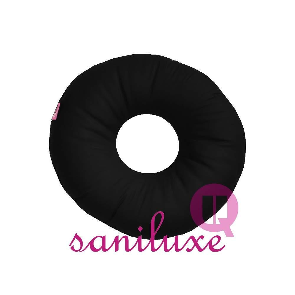 ROUND cuscino HOLE 44x44x09 Saniluxe GRAFITE