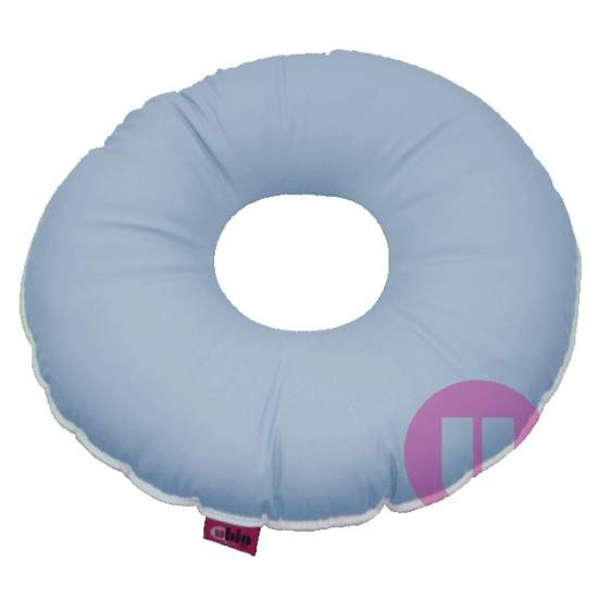 ROUND HOLE 44x44x09 cushion Saniluxe CELESTE