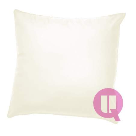 Saniluxe 44x44x09 cushion 44X44 WHITE SQUARE