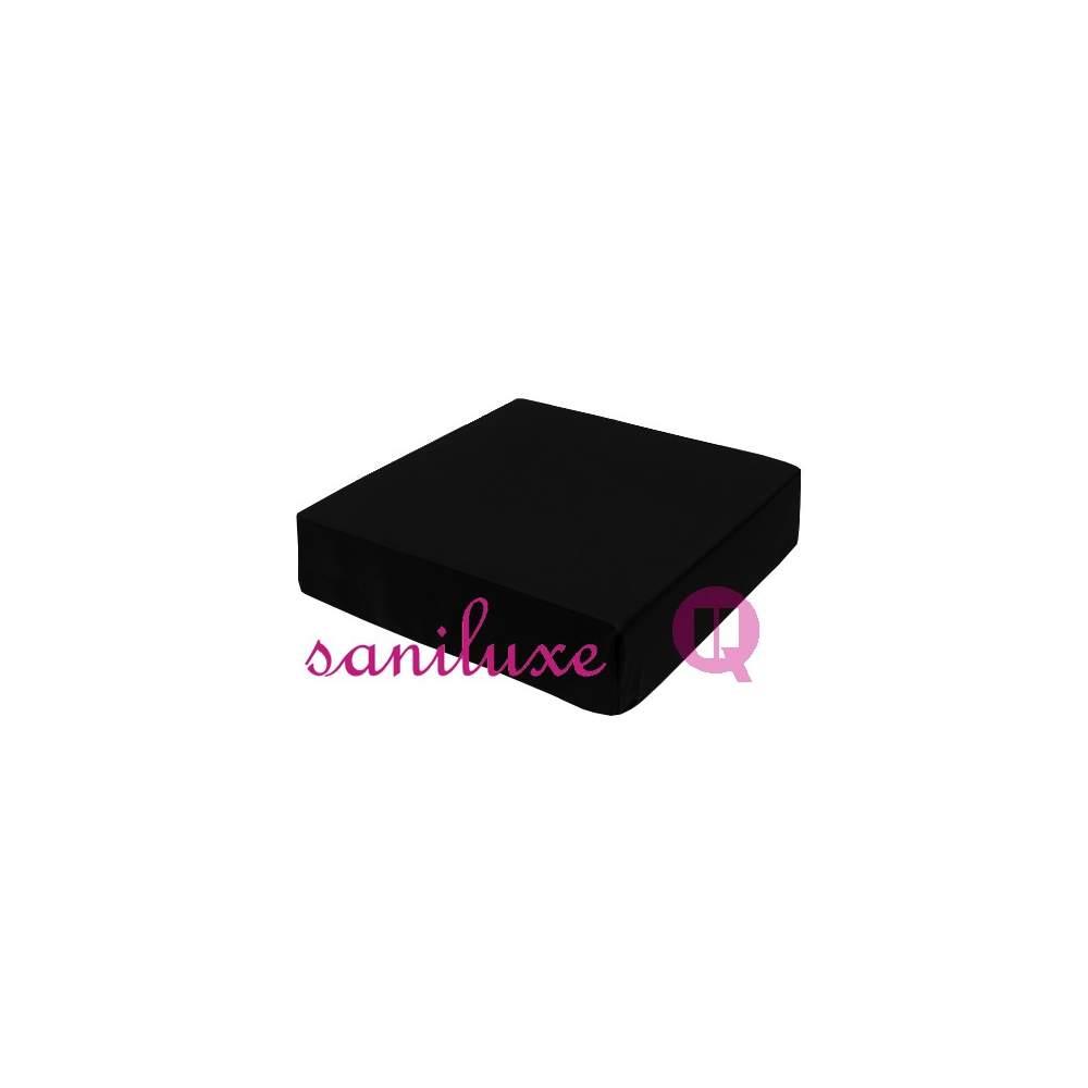 Cojin de viscoelástica 42x42x08 MAXICONFORT negro