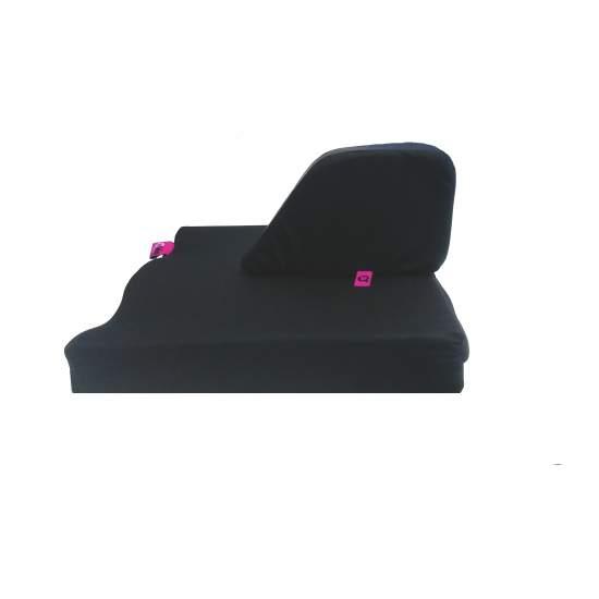 Coussin ergonomique 42x42x08 ERGOPLUS TACO ravisseur