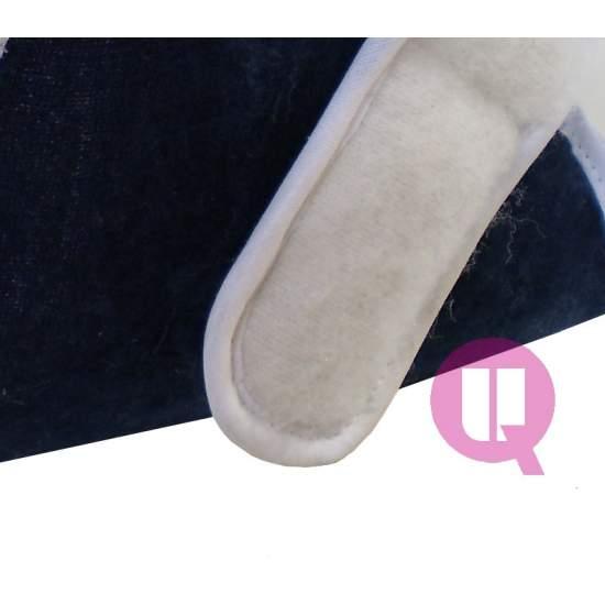COMBINATA Patuco Blu-Bianco