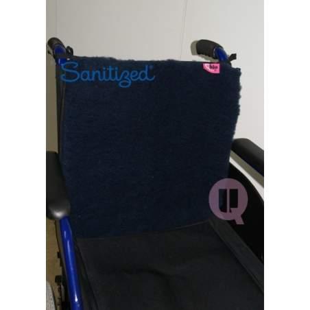 Protector para RESPALDO silla de ruedas SUAPEL MARINO