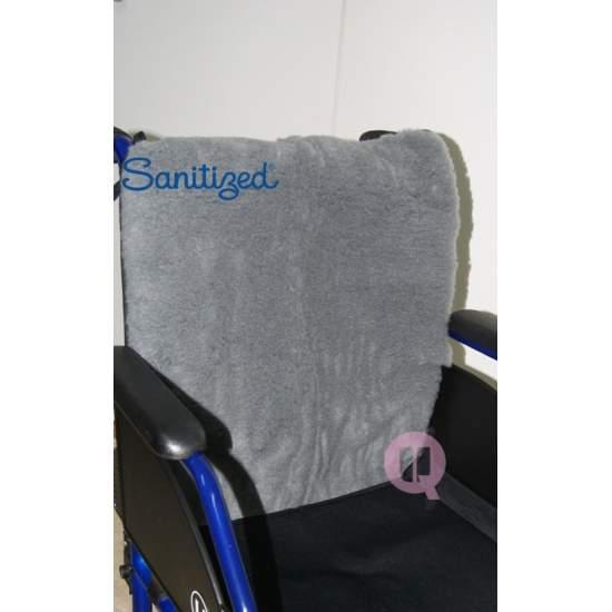 chaise Protecteur dos gris SUAPEL