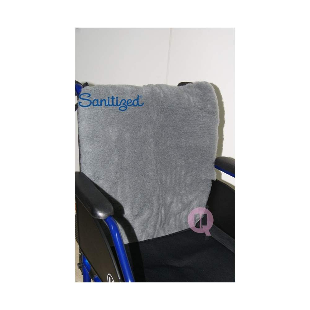 Protector chair GRAY BACK SUAPEL - SUAPEL SUPPORT GREY